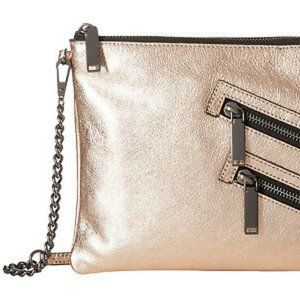 Rebecca Minkoff Jon Chain Strap Leather Crossbody